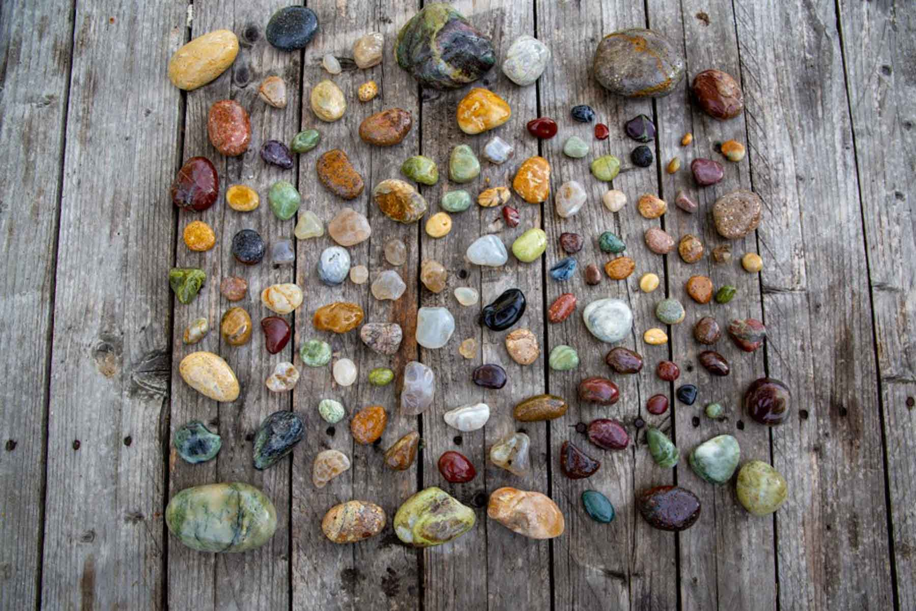 glass from beach-2